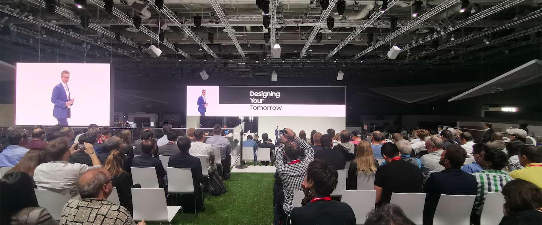 Samsung lanceert drie huishoudelijke apparaten op IFA