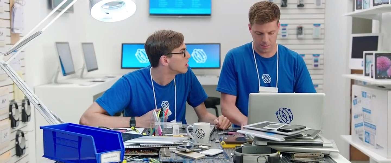 Samsung zet Apple voor schut met nieuwe videocampagne