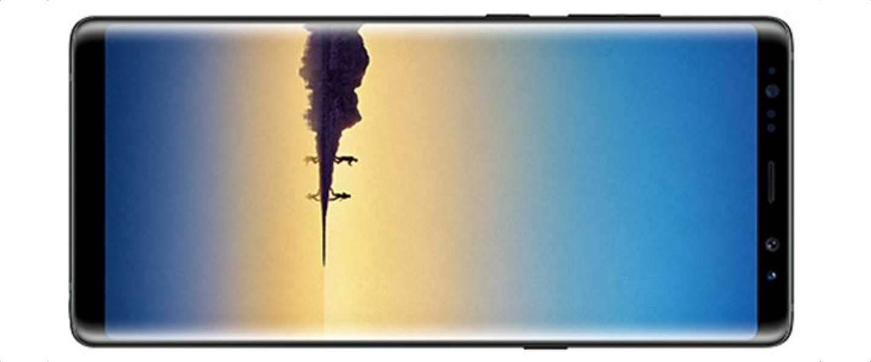 Zo ziet de Galaxy Note 8 er uit