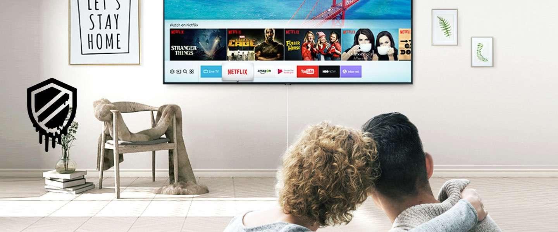 Samsung QLED TV: topbeeld en het gemak van één afstandsbediening