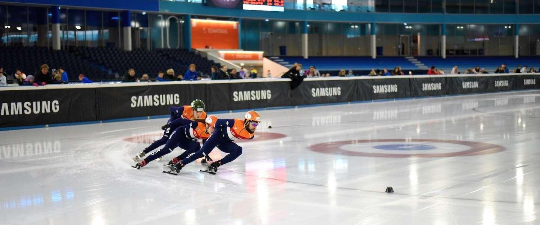 Samsung SmartSuit: is dit schaatspak het geheime wapen voor olympisch goud?
