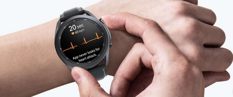 Samsung lanceert deze zomer twee nieuwe smartwatches