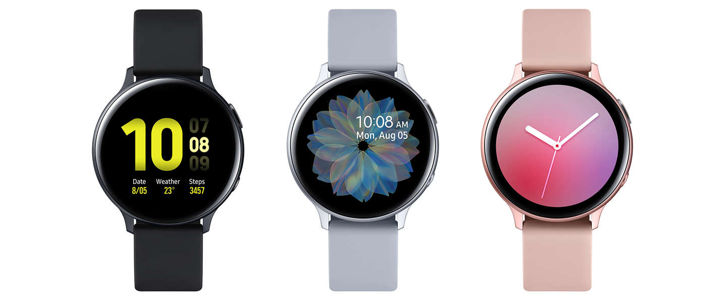 ​Samsung komt met Galaxy Watch Active2
