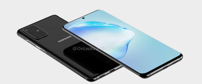 Gerucht: Samsung Galaxy S11 heeft vijf camera's