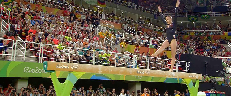 Een terugblik op de 'Impossible moments' van turnster Sanne Wevers