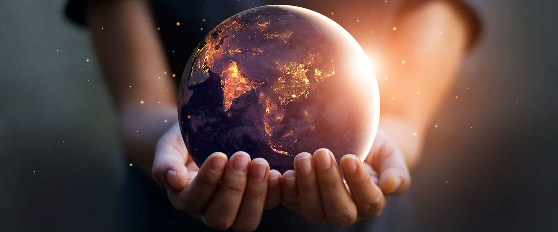Hoe technologie de wereld redt