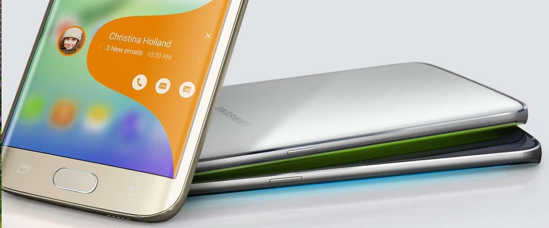'Samsung lanceert buigbare smartphone op MWC 2017'