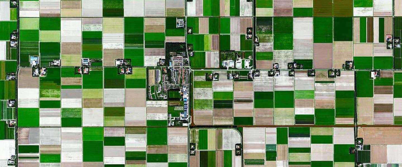 17 sensationele satellietfoto's