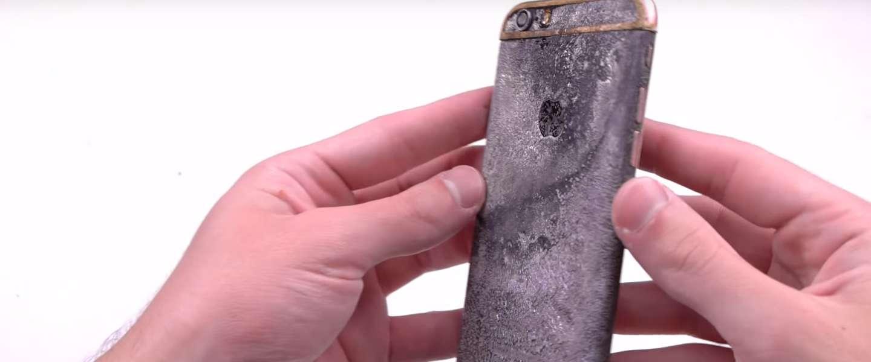 Deze 4 dingen kun je beter niet doen met je iPhone 6S