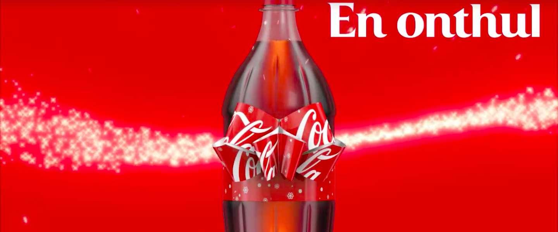 Limited edition Coca-Cola flesjes met strik!