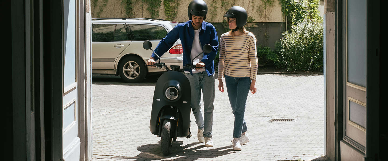 Nederlandse deelscooter-economie relatief sterkst gegroeid wereldwijd