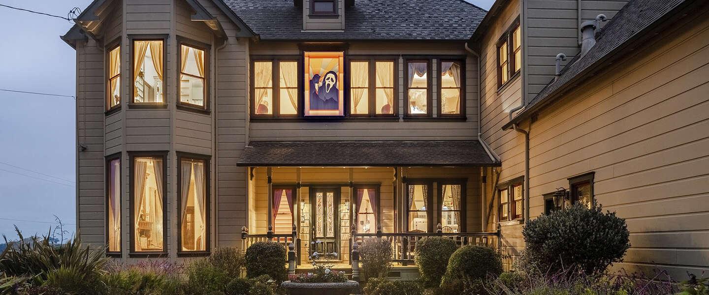 Airbnb-pareltje: je kunt slapen in het échte Scream-huis