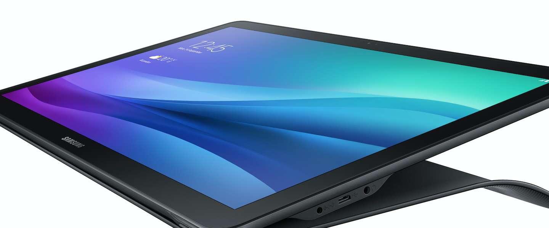 Samsung kondigt 18,4 inch Galaxy View display aan