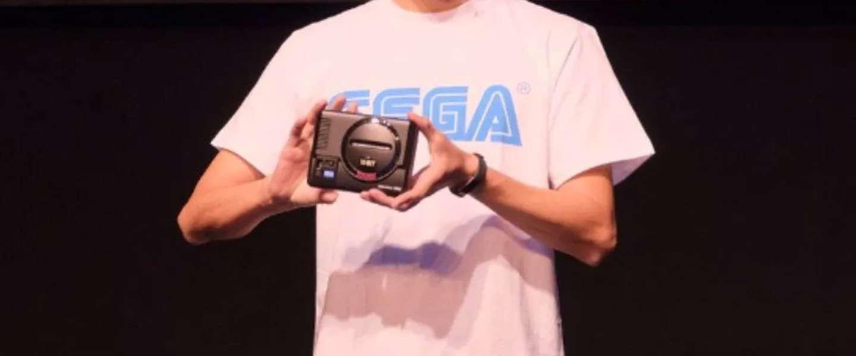 Sega gaat zelf een (echte) Sega Megadrive Mini maken