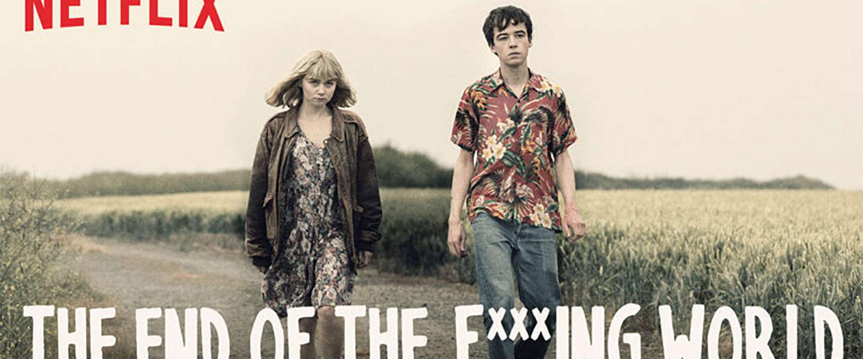 Netflix kondigt een tweede seizoen aan van 'The End of the F**king World'