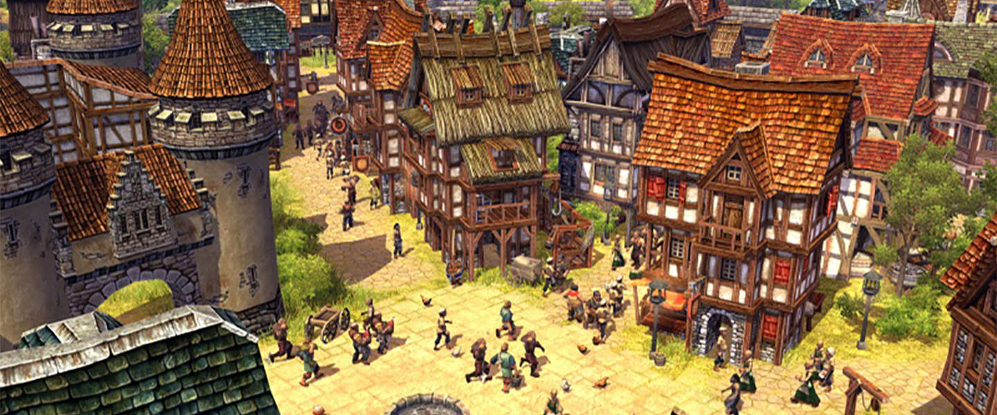 ​Gamescom: The Settlers maakt in 2019 comeback