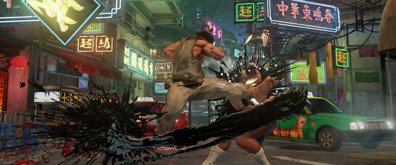 Street Fighter 5 aangekondigd door Capcom