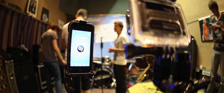 Nederlandse coverband Shazam te slim af
