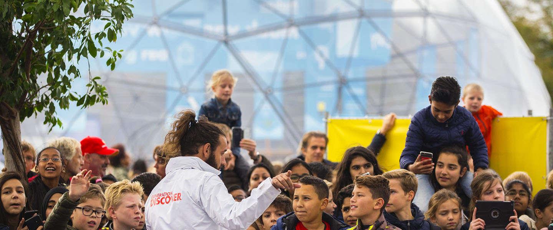 Generation Discover festival: 5 dagen gluren in de wereld van wetenschap