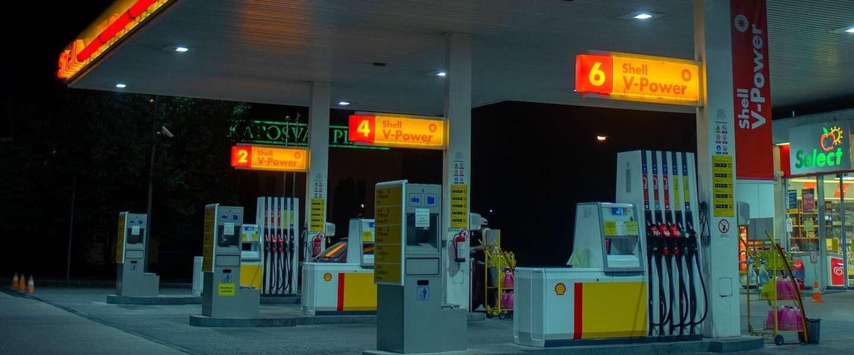 Benzine kost nu twee euro per liter