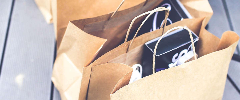 Steeds meer Nederlanders, nu al 7 op de 10, shoppen online!