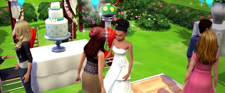 The Sims Mobile: net echt, maar dan met metertjes