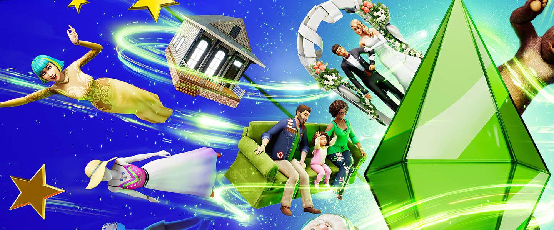 Er is een realityserie van The Sims in de maak