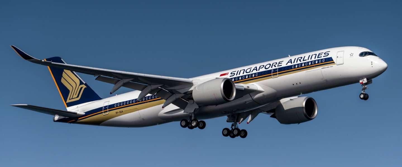 Singapore Airlines lanceert 's werelds langste lijnvlucht
