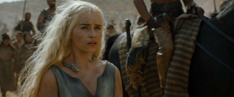 Siri praat mee over Game of Thrones