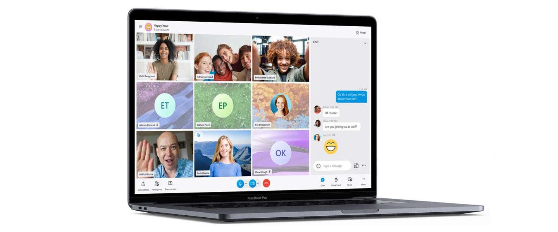 Ondanks Teams is Skype nog zeker niet dood