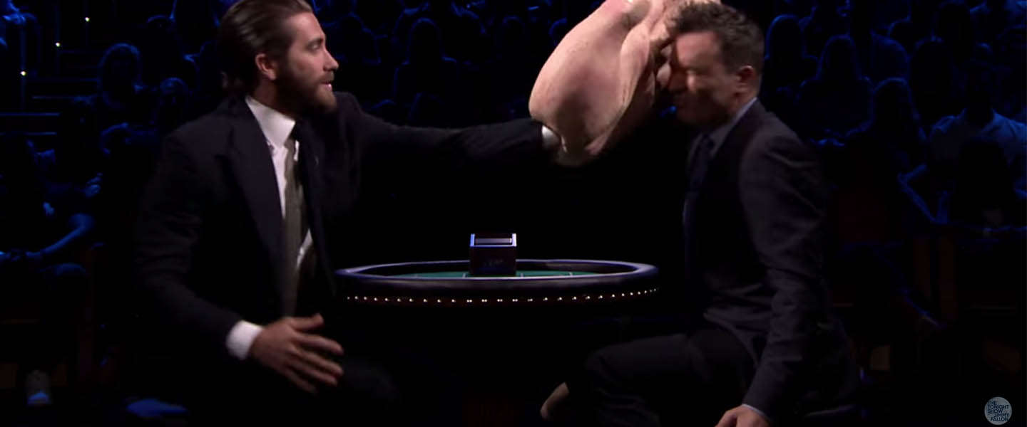 Must see: Slapjack met Jimmy Fallon