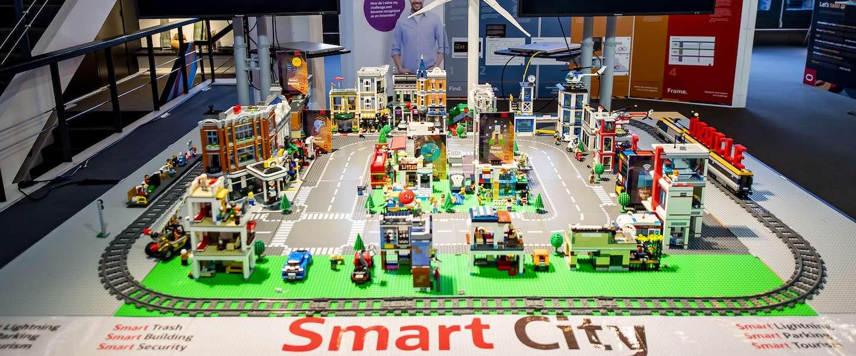 Zo kan de stad van de toekomst eruitzien