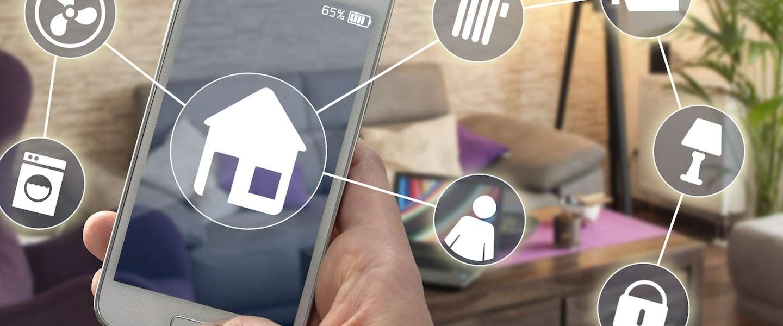 Inmiddels 1 miljard uitgegeven aan smart home-apparaten