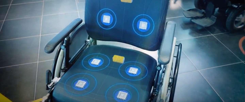 De Smart Wheelchair: oplossing voor meerdere problemen met IoT