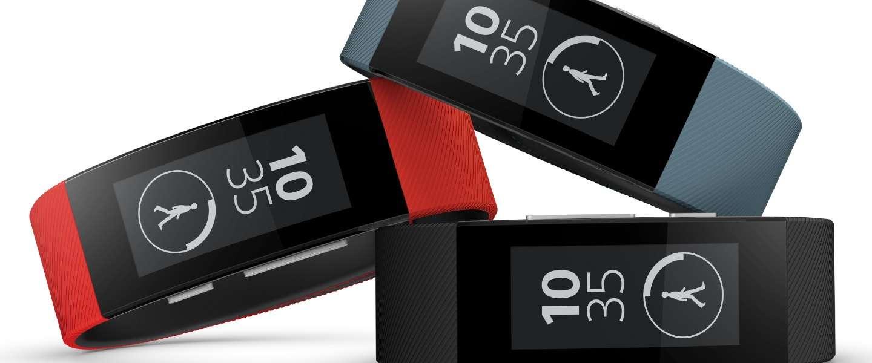Sony Mobile komt met 2 wearables, Smartband Talk en Smartwatch 3