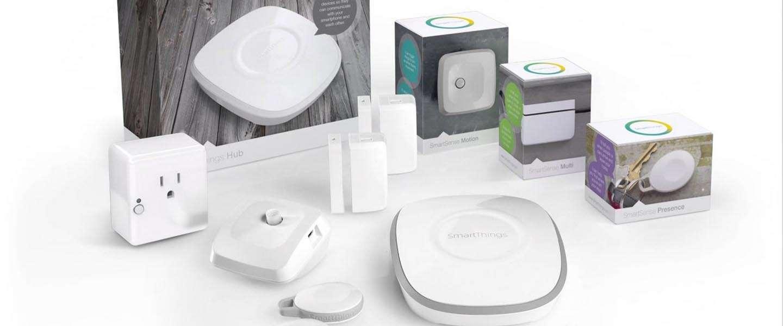 Samsung in gesprek met 'smarthome' firma SmartThings