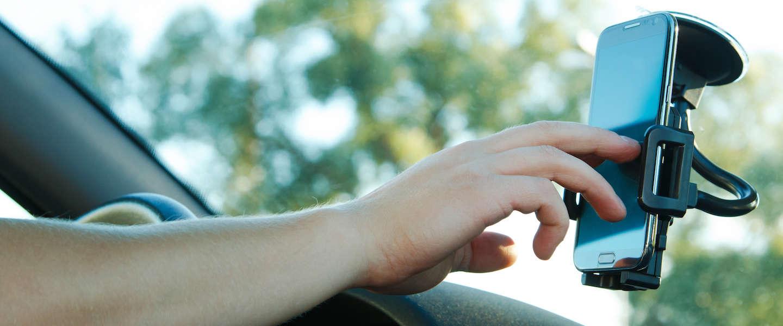 Gerechtshof en politiek struikelen nog steeds over appen in de auto