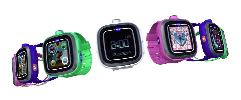 VTech Smartwatch: jong geleerd, oud gedaan?