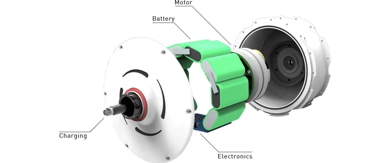 FlyKly maakt van een gewone fiets een elektrische fiets