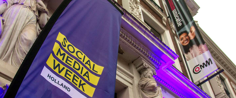 Dit was Social Media Week Holland #SMWNL