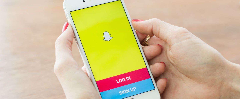 Snapchat doet patentaanvraag voor beeldherkenning voor reclames