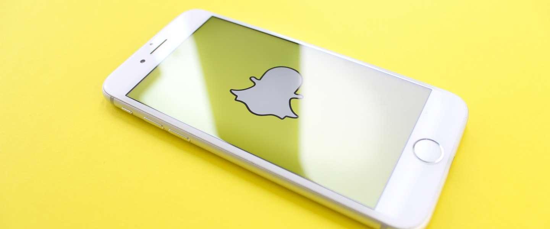 Via Snapchat kun je nu aan vrienden laten weten hoe het met je gaat