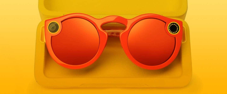 Snapchat heeft twee nieuwe modellen Spectacles in de maak