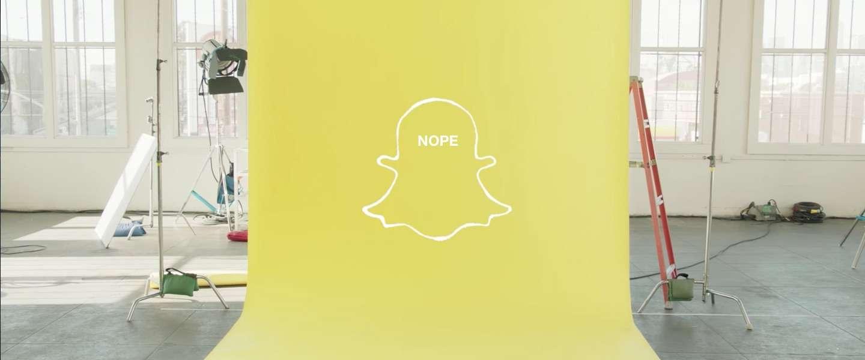 Het grote Snapchat redesign valt niet in de smaak bij gebruikers