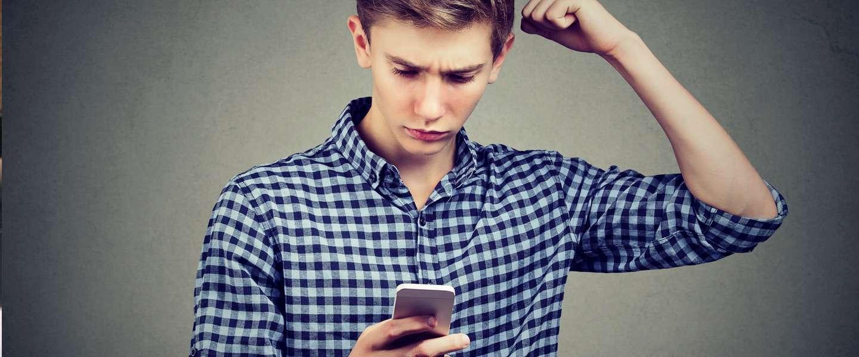 Het nieuwe ontwerp van Snapchat bevalt gebruikers *echt* niet