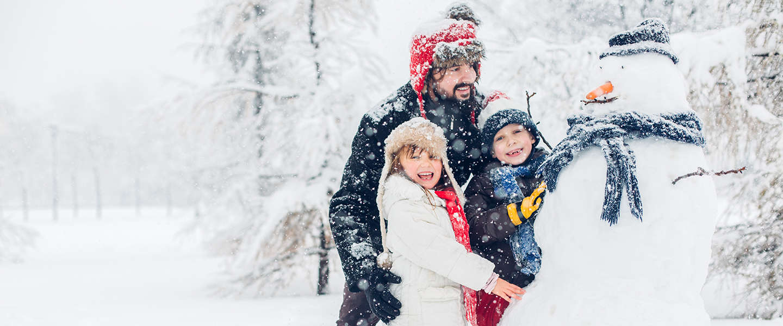 Dromen wij Nederlanders van een witte kerst?