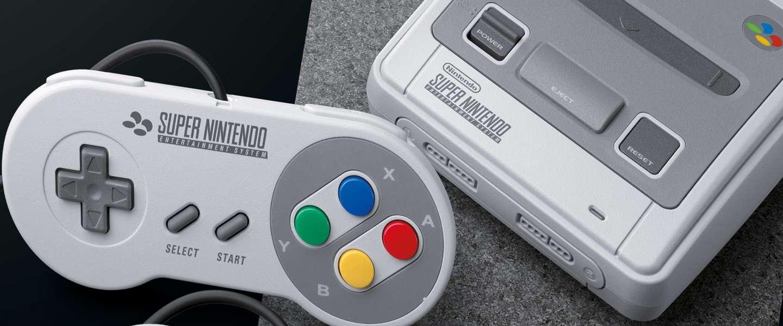 Nintendo brengt NES Classic Mini terug op 29 juni 2018