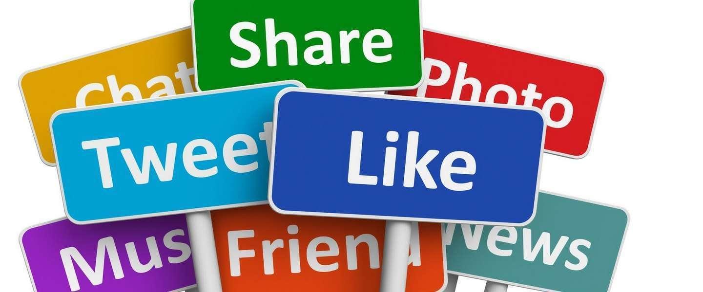 De tien grootste sociale netwerken ter wereld