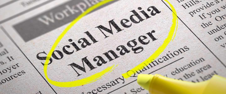 Hoe schrijf je voor iets dat zo breed is als 'social media'?