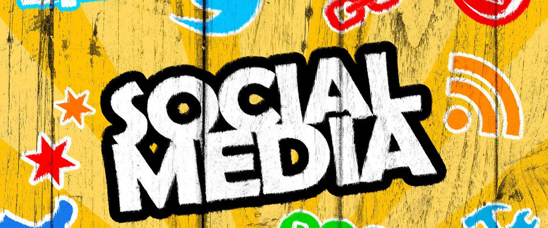 Het social media gebruik in Nederland neemt nog altijd toe